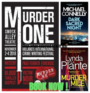 Book now for Murder One!