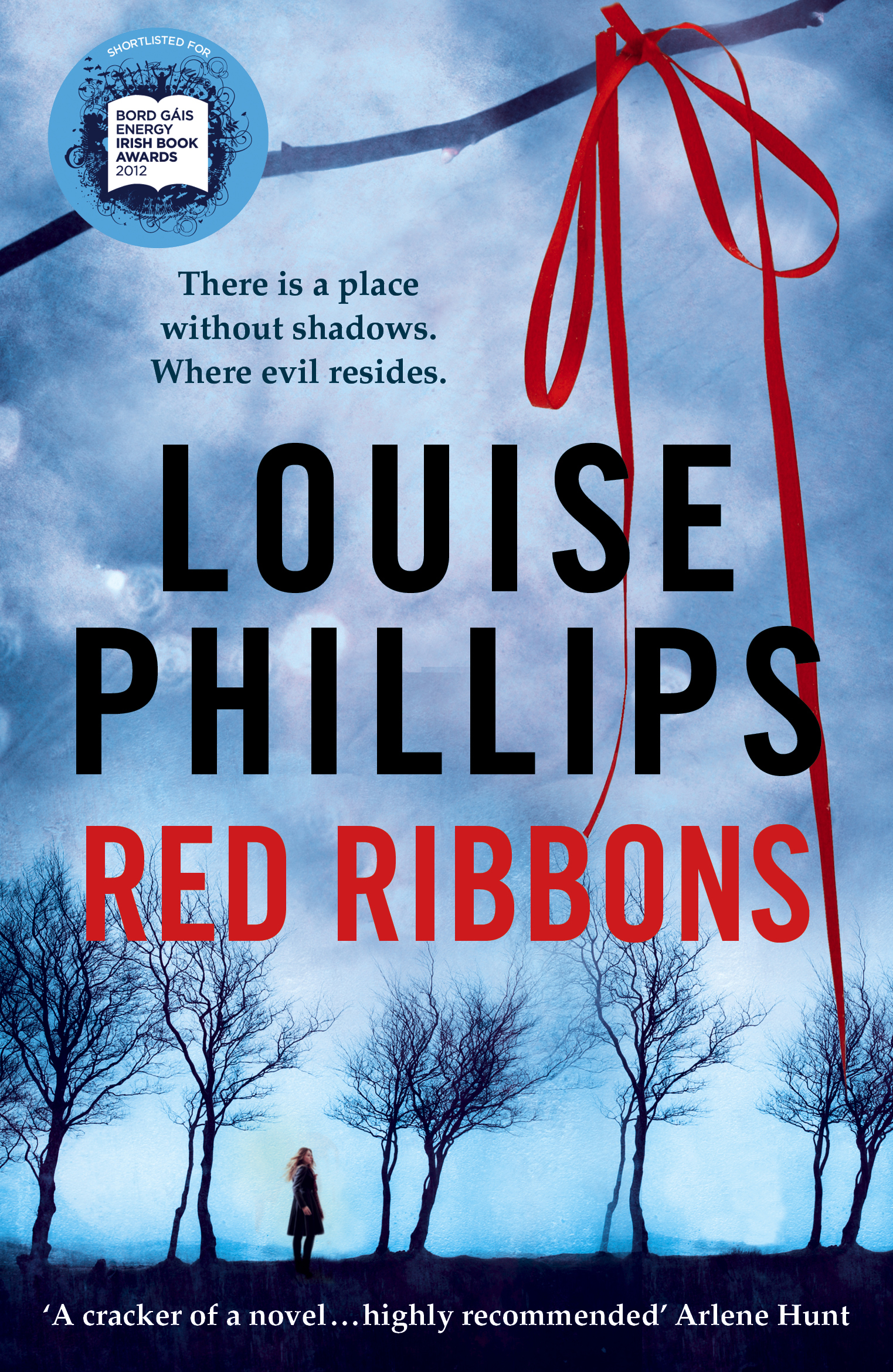 Red Ribbons by Louise Phillips Now in Paperback