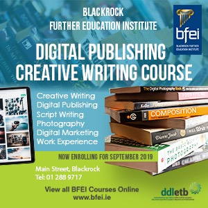 Digital Publishing and Creative Writing Course, Dublin