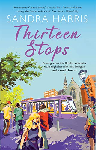 Thirteen Stops by Sandra Harris