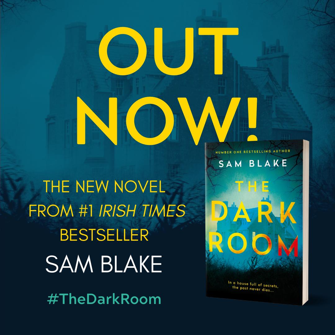 The Dark Room by Sam Blake