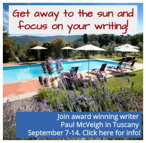 Writing retreat in Tuscany