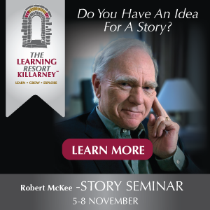 Robert McKee – Story, a 4 day writing workshop