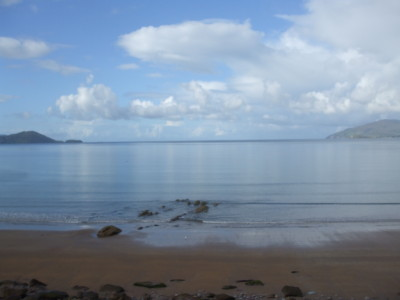 Photo taken at Inch Strand, Co. Kerry