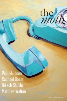 Moth spring cover