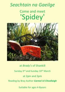 Spidey poster