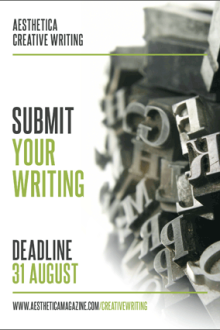 aesthetica creative writing competition 2013