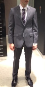 Finlay Suit