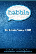 Babble journal cover 2013