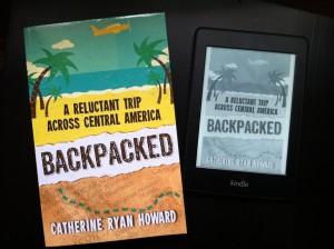 backpacked & kindle