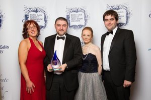 irishbookawards 2013 short story winner