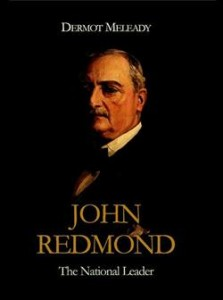 john redmond the national leader