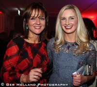 Niamh O'Connor & Caroline Finnerty