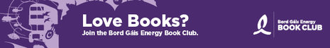 Love books? Join the Bord Gais bookclub!