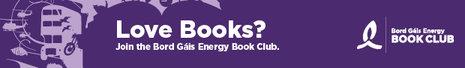 Love books? Join the Bord Gais bookclub!