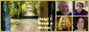 Help! I Need a Writer!