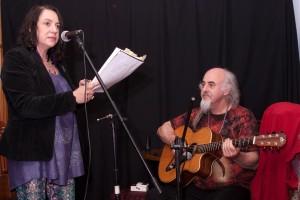 Dairena Ní Chinnéide agus Steve Cooney