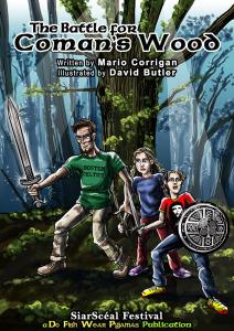 Mario corrigan book