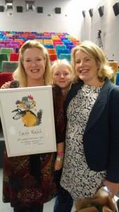 sarah webb cbi award