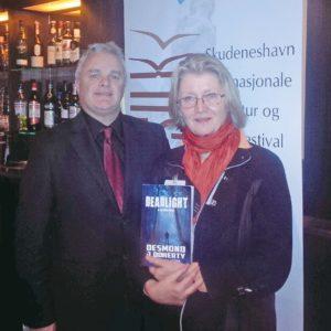 Des Doherty and Eva Gabrielsson