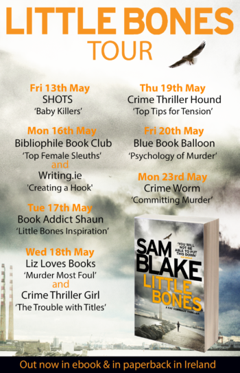 Join me on the Little Bones blog tour this week!