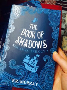 Book of Shadows ER Murray