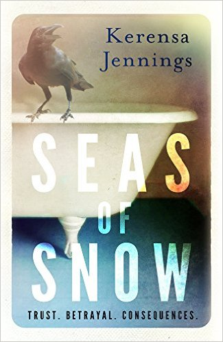 Inspiration for Seas of Snow by Kerensa Jennings