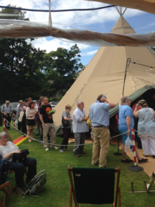 Theakston Old Peculier Crime Festival: A Microcosm Of Machiavellian Merriment