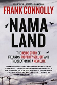 Cover of NAMA-Land, by Frank Connolly