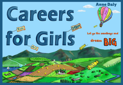 Careers for Girls front cover