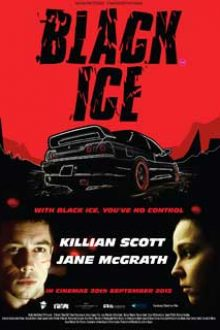 Black Ice poster portrait