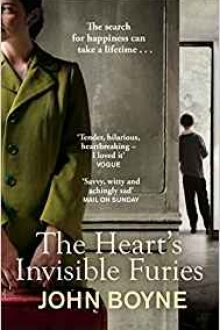 Books similar to the hearts invisible furies