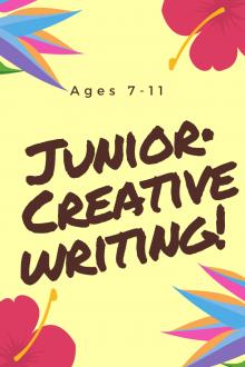 Junior• Creative writing! •