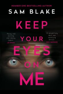 Keep your eyes.front cover (2)
