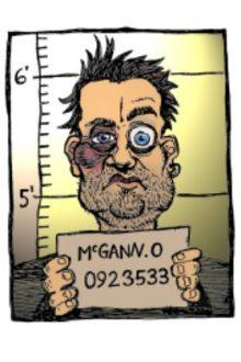 Oisin's Mugshot