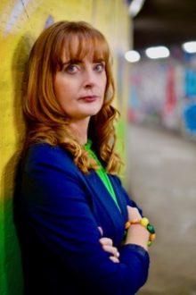 MAC Visual Media - Belfast - 18th May 2018 Belfast author Olivia Rana. Picture by Paul McCambridge