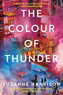 Suzanne Harrison The Colour of Thunder