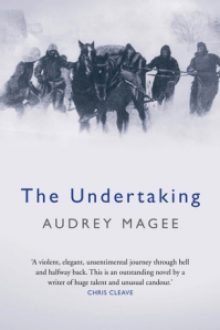 the undertaking audrey magee