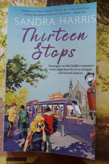 thirteen stops cover
