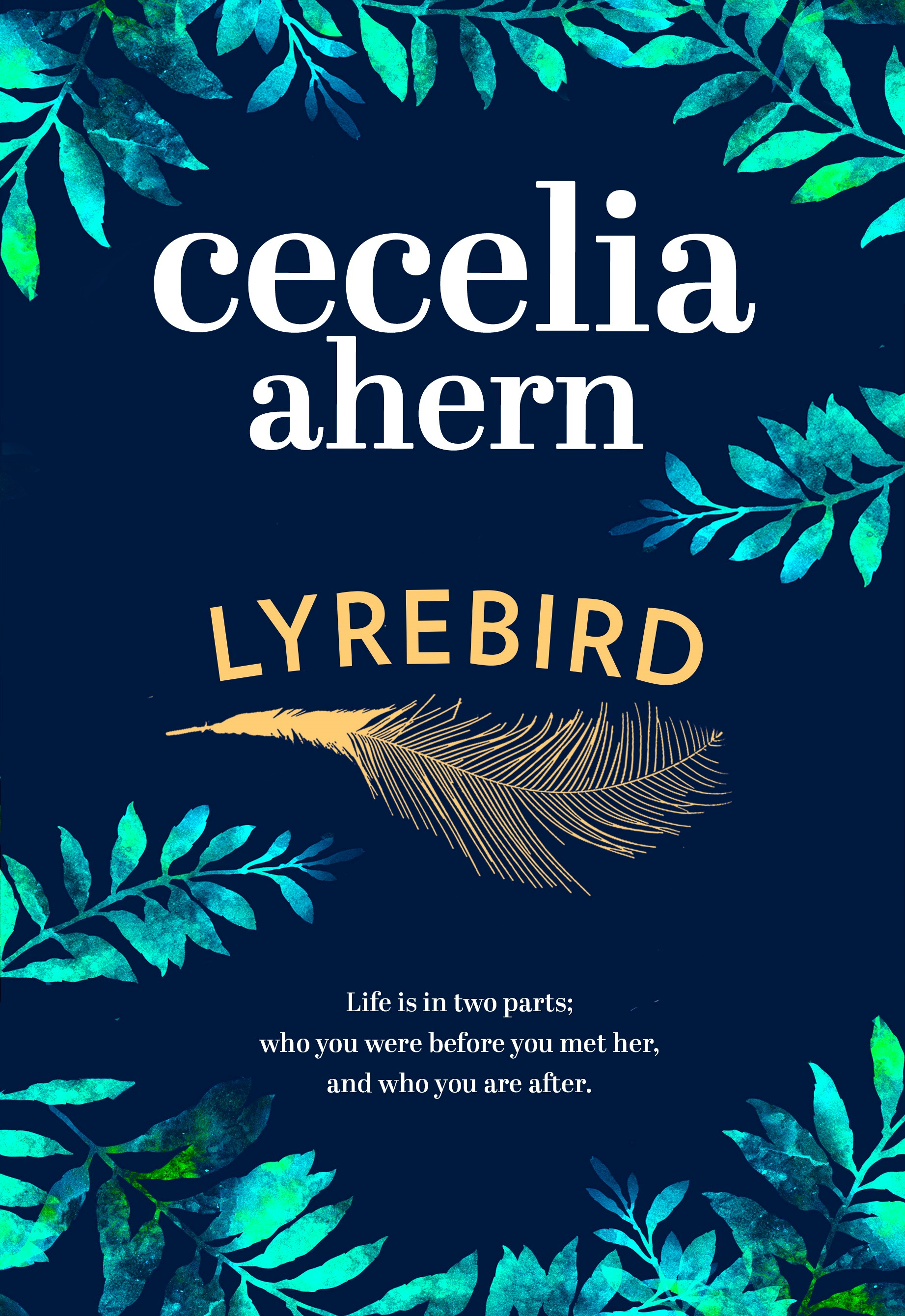 Image result for lyrebird cecelia ahern